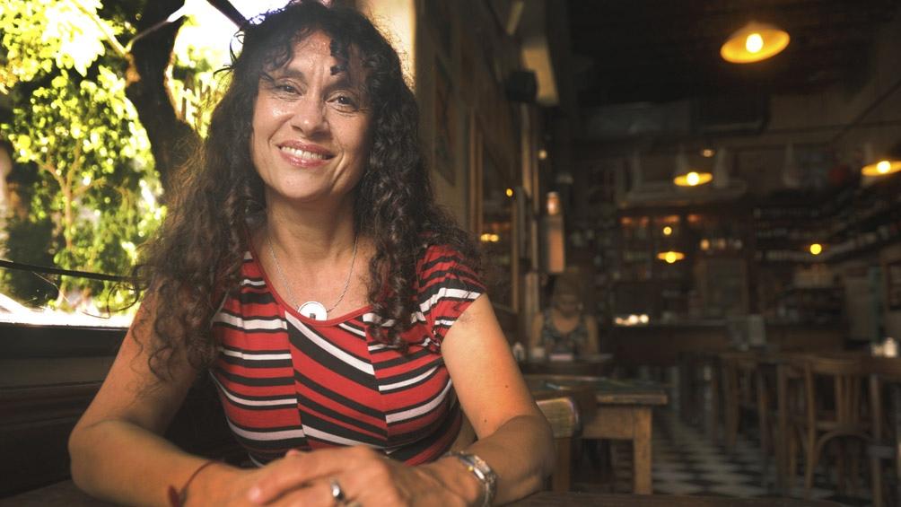 La investigadora y docente Elsa Drucaroff.