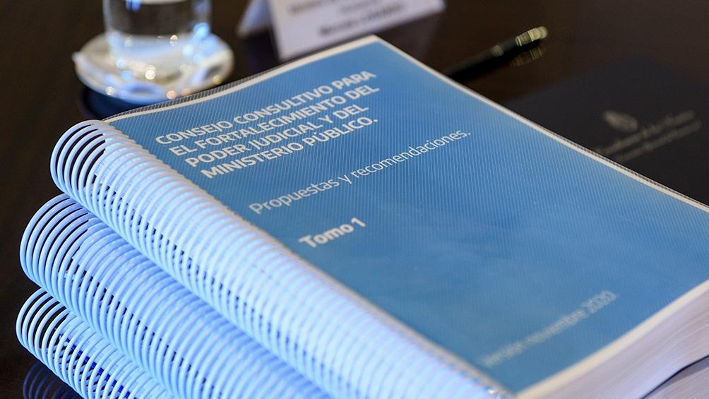 La propuesta incorpora modificaciones al sistema de subrogancias y a los procesos para la elección de jueces.