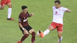 Independiente y Lanús no supieron sacarse ventajas en la ida de cuartos