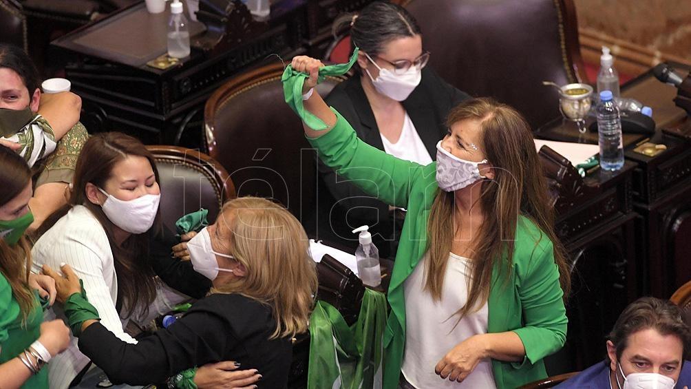 La iniciativa sancionada esta mañana ahora fue girada al Senado