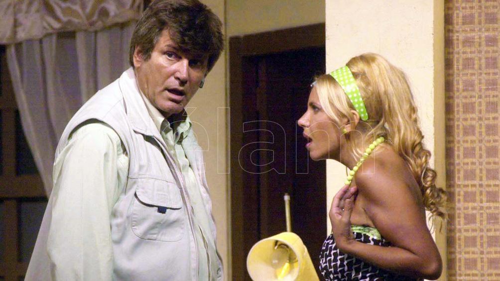 """El 8 de octubre de 2010, cuando protagonizaba en Mar del Plata """"Taxi 2"""", un segundo ACV le asestó una estocada feroz."""