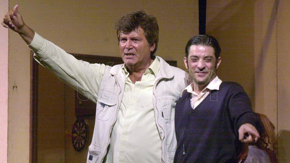 """La explosiva """"Amigos son los amigos"""", en dupla con el adolescente Pablo Rago, llegó a marcar 53 puntos de rating en prime time."""
