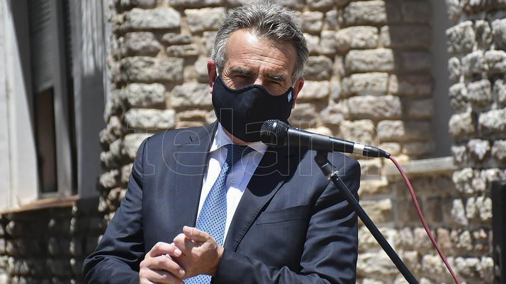 Rossi participará del acto que encabezará el presidente Alberto Fernández en la sede del INVAP