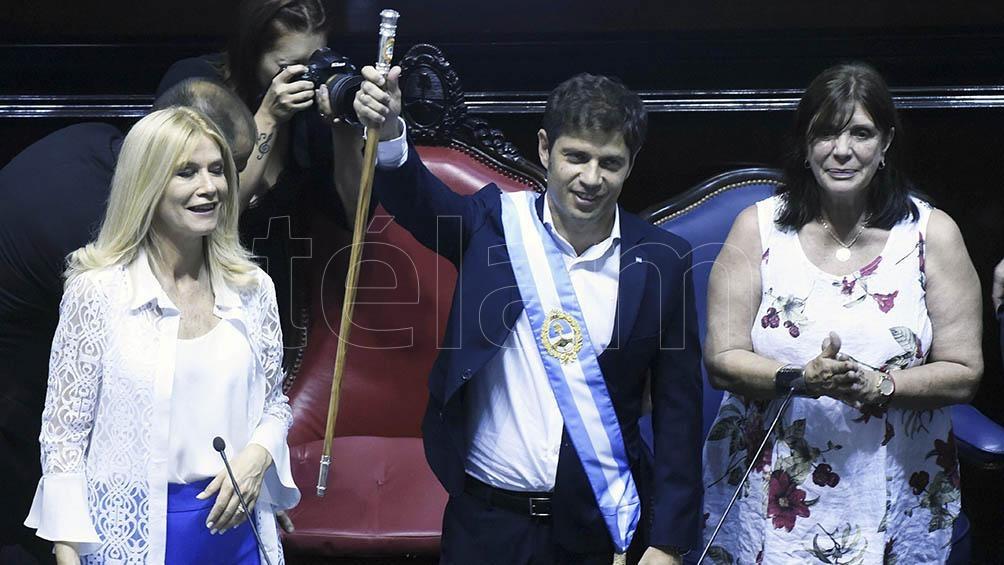 Pasó un año desde que Axel Kicillof está al frente de la provincia de Buenos Aires.