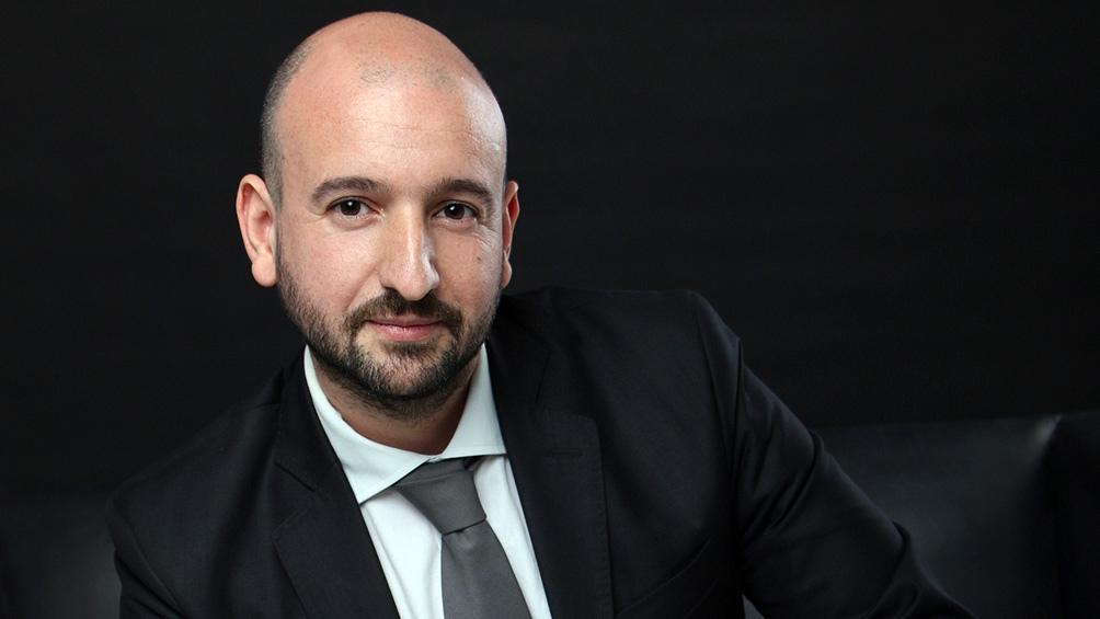 Ariel Anibal Pirotti obtuvo el primer premio en la categoría Tango