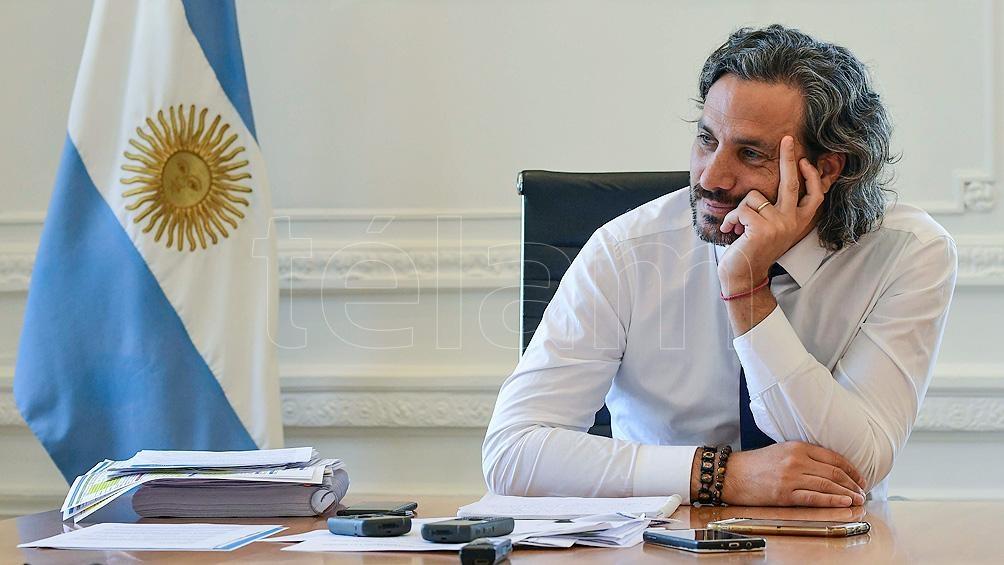 """""""2021 será un año de recuperación económica y también de vínculos sociales""""."""