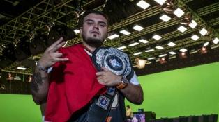 El mexicano Rapder es el campeón de la Batalla de los Gallos 2020