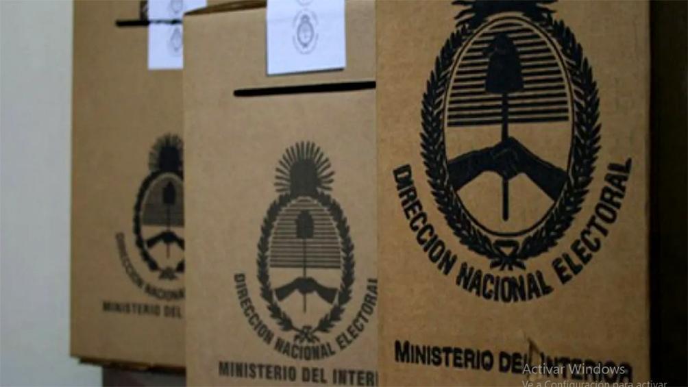 Siete frentes electorales se medirán en las PASO en Catamarca