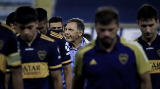 Boca y Arsenal empataron en La Bombonera