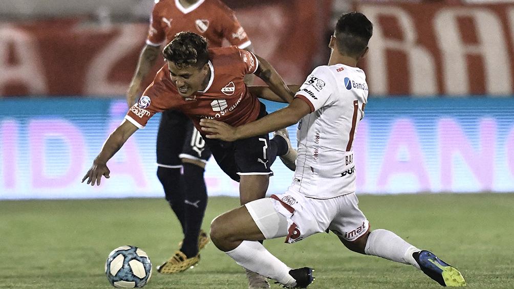 Independiente visita a Huracán por la Copa Diego Maradona