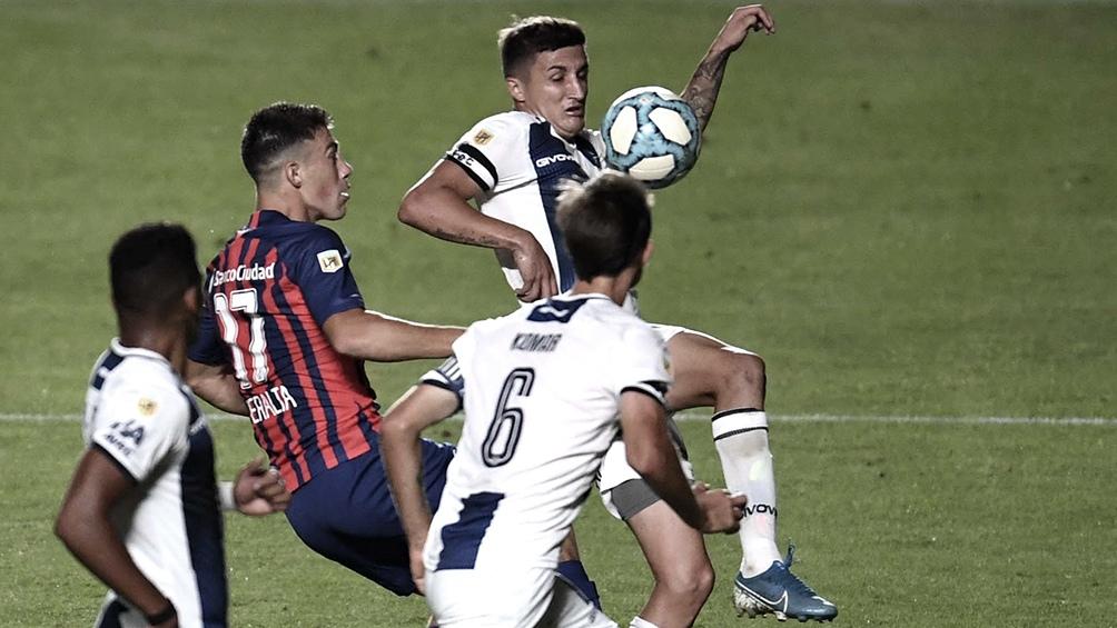Lucas Menossi y Diego Rodríguez fueron el punto más alto del equipo local.