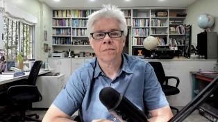 """""""Si uno dice tres veces 'infinito' el espíritu de Borges se da por aludido"""""""