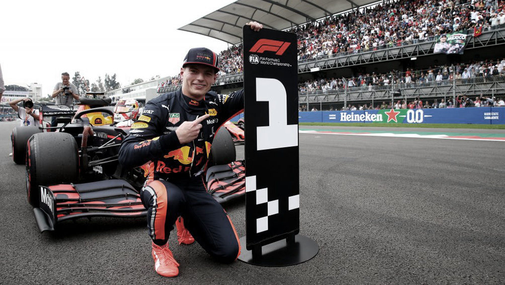 Verstappen larga primero en el GP de Abud Dhabi en la última carrera del año de la F1