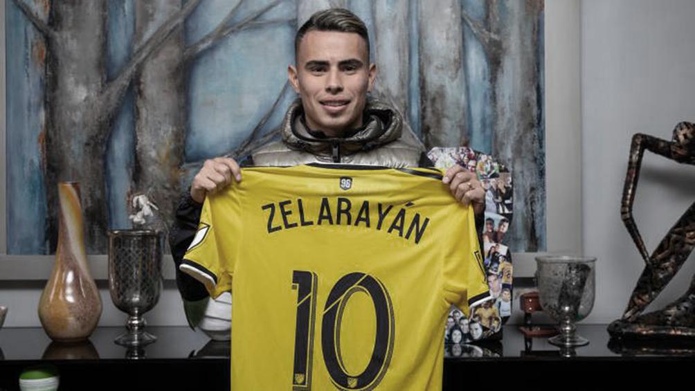 Columbus Crew, campeón de la MLS después de 12 años de la mano del argentino Zelarayán
