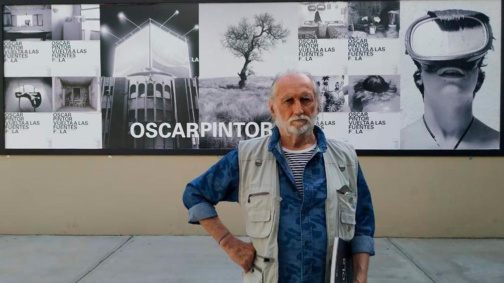 La muestra de Oscar Pintor se exhibe en la Fototeca Latinoamericana (Godoy Cruz 2626, Distrito Arcos), hasta el 21 de febrero.