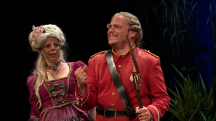 El Cervantes ofrece un ciclo gratuito de teatro al aire libre