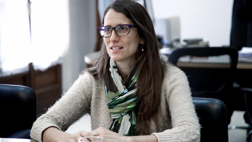 La Ministra habló desde Tucumán.