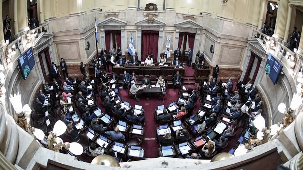 La ley se sancionó en el Congreso el 4 de diciembre