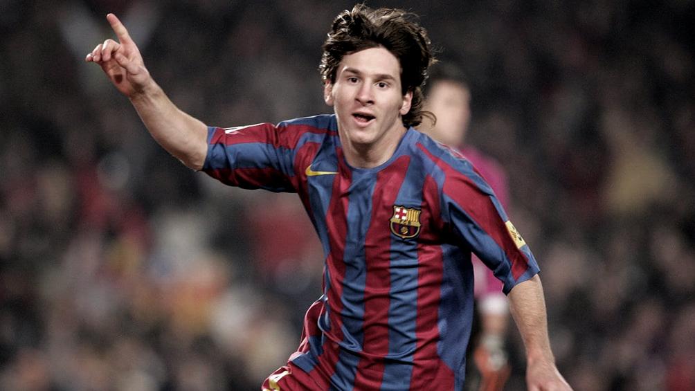 Hace 20 años, el Barcelona fichaba a Lionel Messi