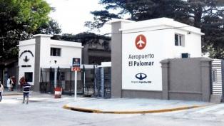 Un informe oficial marca deficiencias en la operación del aeropuerto de El Palomar