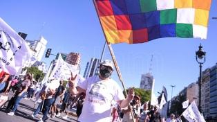 """Movilización a la Corte Suprema para reclamar una """"Navidad sin presos políticos"""""""