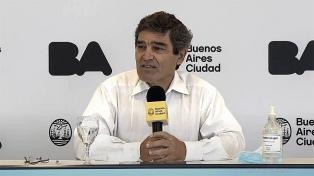 """Quirós pidió usar barbijos """"un poco más"""", pero dijo que """"es correcto"""" el sentido de las medidas de Nación"""