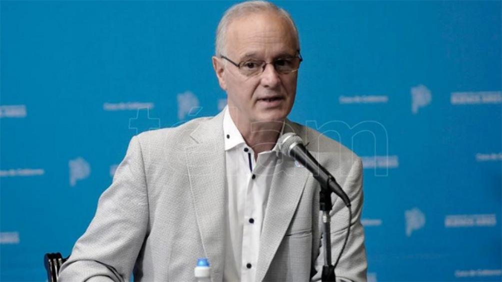 Daniel Gollan alertó sobre el aumento de los casos en la provincia de Buenos Aires.