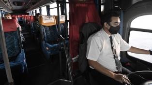 Empresas de transporte suspendieron la medida que iba a paralizar los servicios nocturnos