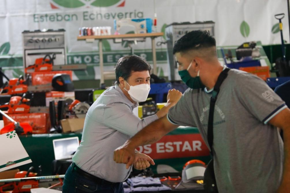 """Para Arroyo, """"no hay solución al problema social argentino sin un rol activo de los movimientos sociales""""."""