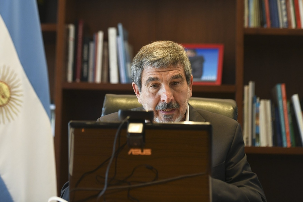 Ministro da Ciência, Tecnologia e Inovação Nacional, Roberto Salvarezza