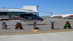 Salta lanzó un nuevo servicio turístico aéreo para los Valles Calchaquíes y la Puna