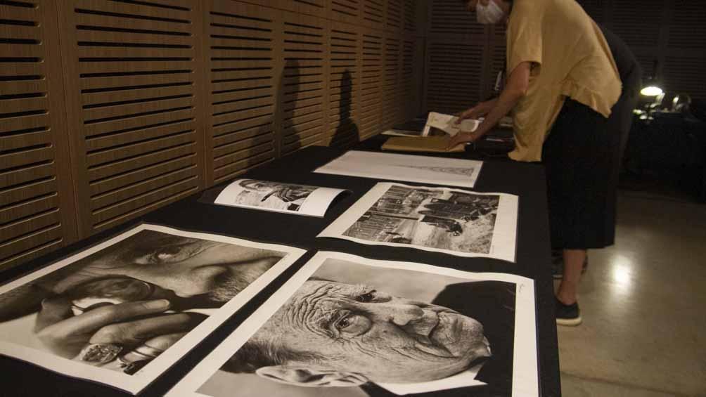 Imágenes de Sessa que ahora pertenecen al patrimonio público.