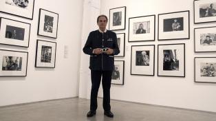 Aldo Sessa donó 60 fotografías al Museo de Arte Moderno