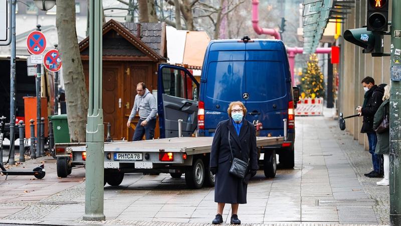 Alemania vuelve al confinamiento, con un récord de muertes diarias