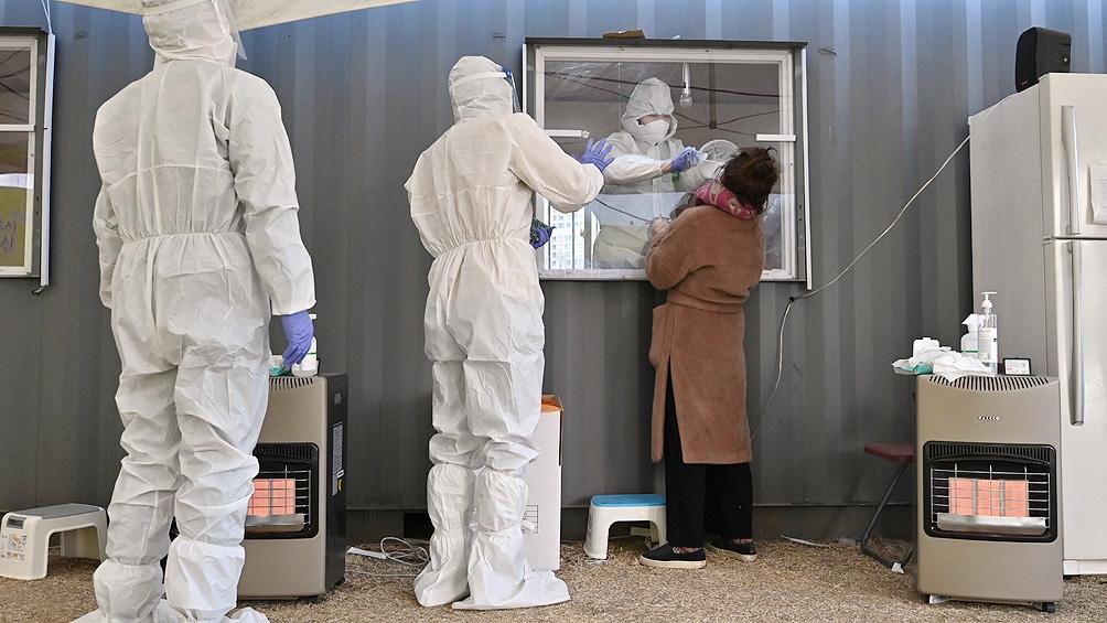 En diciembre, dos de cada tres casos detectados en Reino Unido son de la nueva cepa.