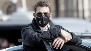 """La filmación de """"Misión imposible 7"""", frenada por un caso de coronavirus"""