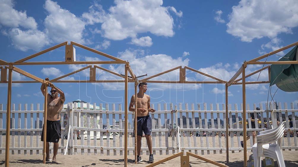 Esperan liberar más de 15.000 metros cuadrados de espacio de playas públicas