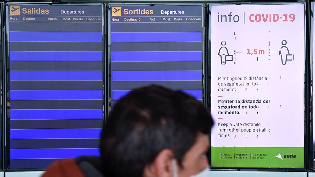 Las pérdidas globales se sintetizan en la baja de 1.100 millones de llegadas internacionales.