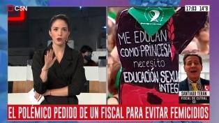 La periodista Lucila Trujillo dijo que fue agredida y menospreciada por el fiscal Terán