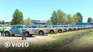 El gobierno nacional lanzó el operativo de seguridad vial del verano 2021