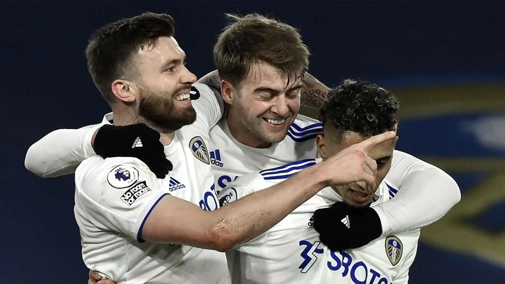 Con 20 puntos, Leeds está undécimo en la tabla, a nueve de la zona de descenso.