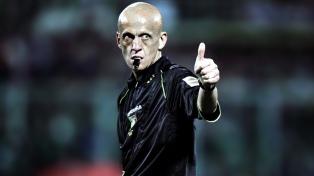 """Pierluigi Collina fue elegido """"el mejor árbitro de la historia"""""""