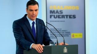Pedro Sánchez incorporó cuatro mujeres vicepresidentas a su gabinete