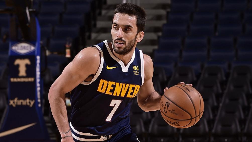 Campazzo y un nuevo encuentro junto a los Nuggets de cara al comienzo de temporada de la NBA