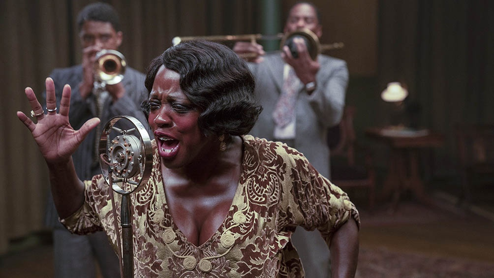 """Viola Davis va por su segundo Oscar con """"La madre del blues"""""""