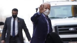 Biden advirtió que dejará sin efecto medidas adoptadas por Trump durante la transición