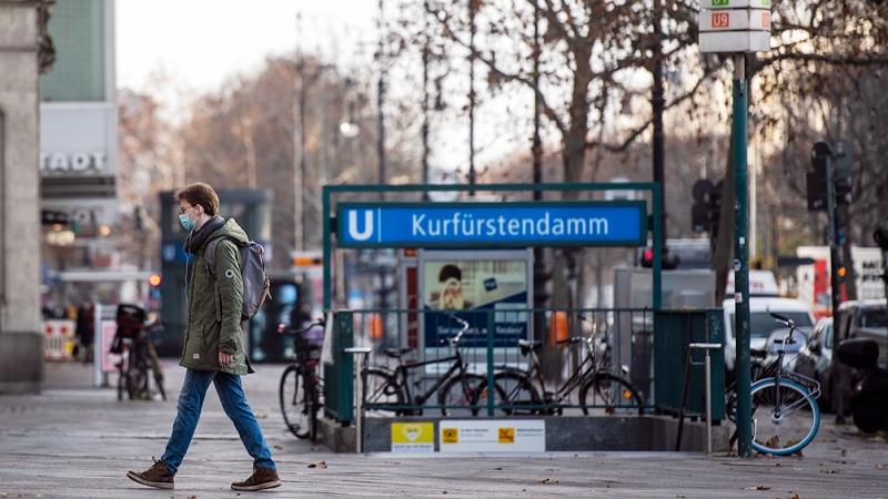 Alemania detecta la cepa británica de coronavirus en un paciente fallecido en noviembre