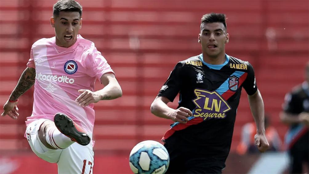 Arsenal y Argentinos Juniors abren la segunda fecha en Sarandí