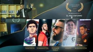 Coscu Army Awards: los streamers tienen sus premios