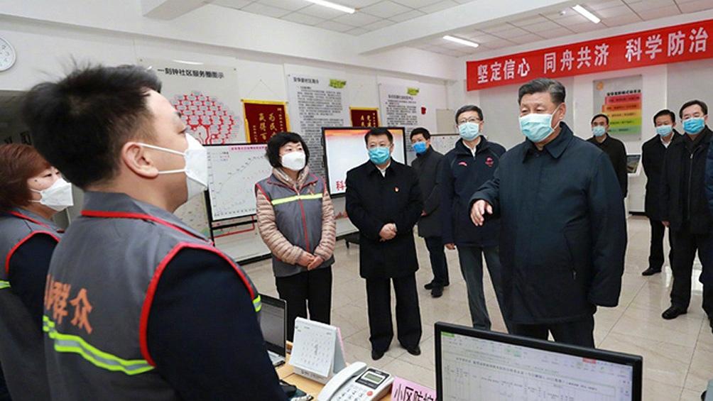 En la ciudad de Shijiazhuang, el rebrote del coronavirus se manifestó en 117 contagios, de los cuales 78 eran asintomáticos.